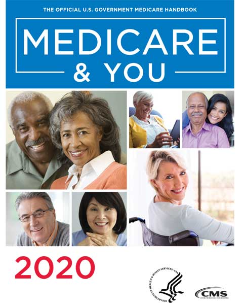 Medicare and You book for 2020